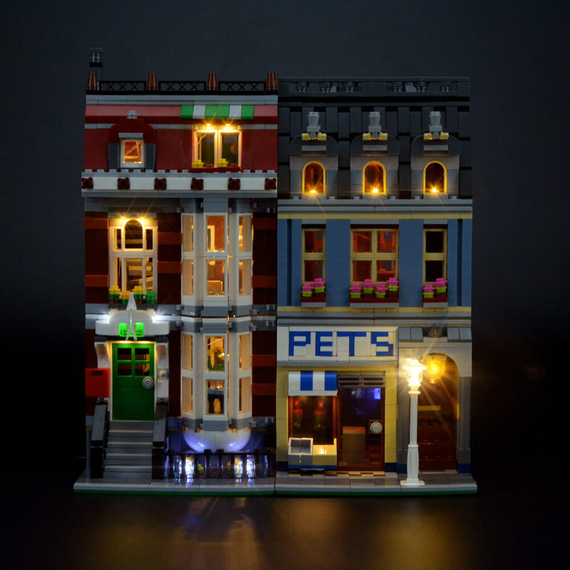 Lego Light Kit For Pet Shop 10218  Lightailing