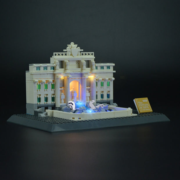 Light Kit For The Trevi Fountain 21020