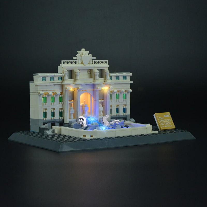 Lego Light Kit For The Trevi Fountain 21020  Lightailing