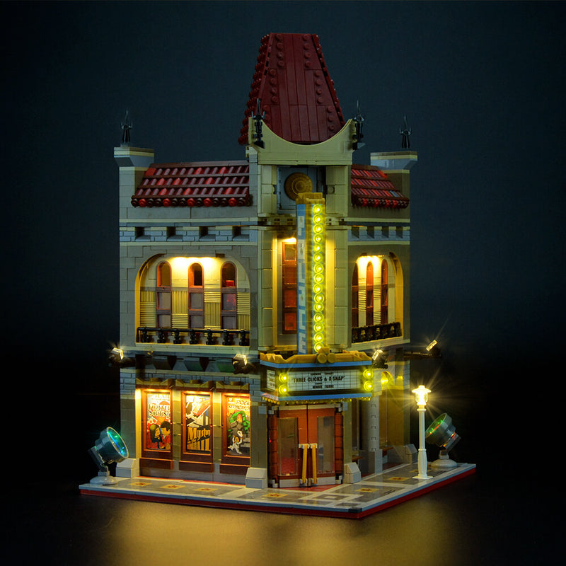 Lego Light Kit For Palace Cinema 10232  Lightailing