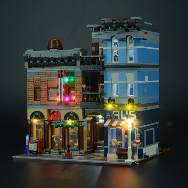 Lego Light Kit For Expert Detective's Office 10246  Lightailing