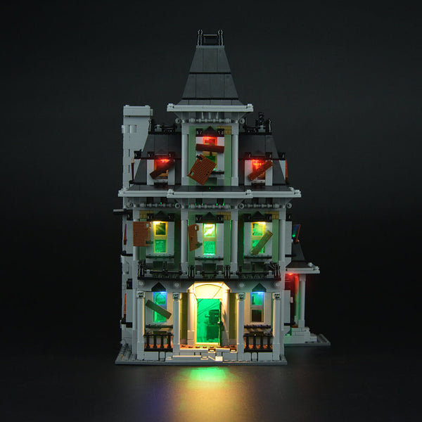 Light Kit For Monster Fighters Haunted House 10228