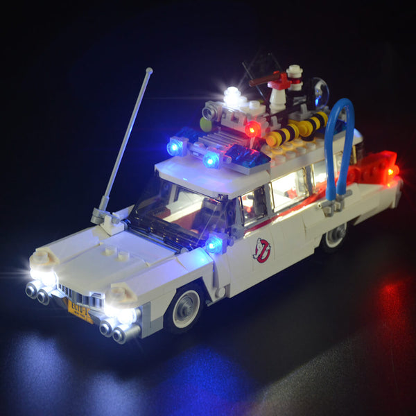 Lego Light Kit For Ghostbusters Ecto-1 21108  Lightailing