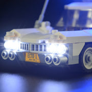 Lego Ghostbusters Ecto-1 21108 - Lightailing light kit