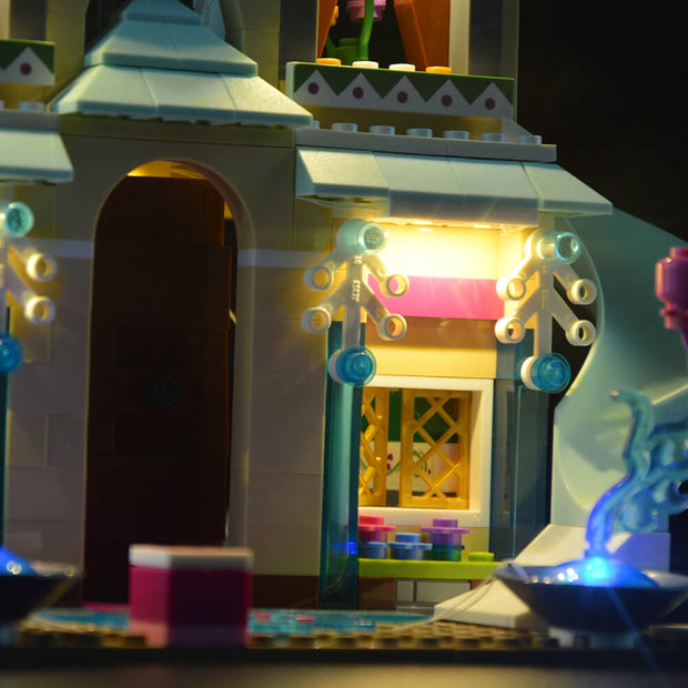 Lego Disney Arendelle Castle Celebration 41068 - Lightailing light kit