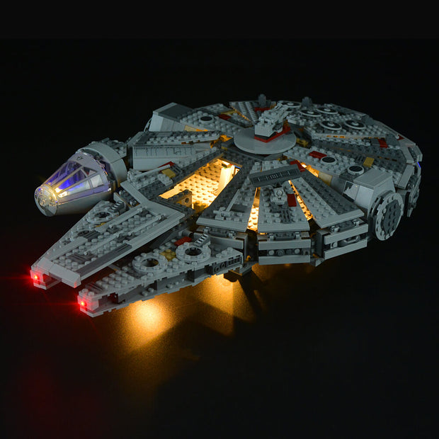Light Kit For Millennium Falcon 75105