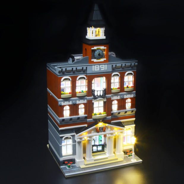 Lego Town Hall Creator 10224 - Lightailing light kit