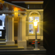 Lego Town Hall - Lightailing light kit