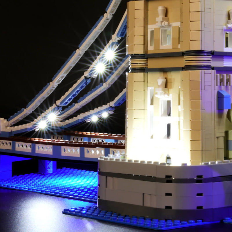 Lego Light Kit For London Tower Bridge 10214  BriksMax