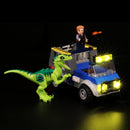 Lego Light Kit For Raptor Rescue Truck 10757  BriksMax