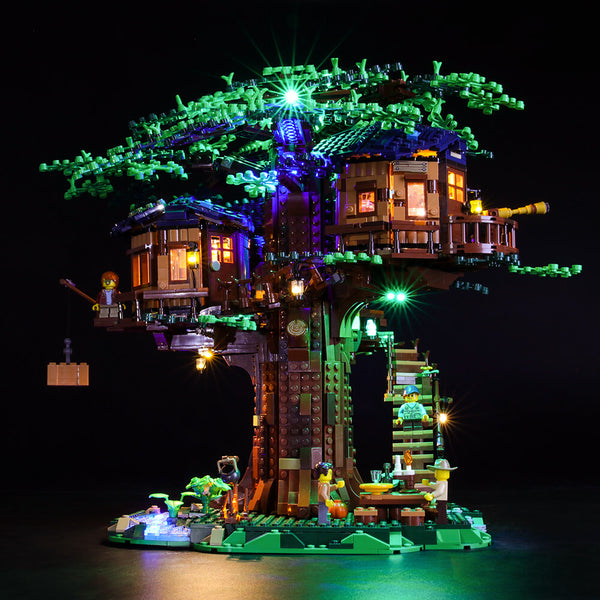 Lego Light Kit For Tree House 21318  Lightailing