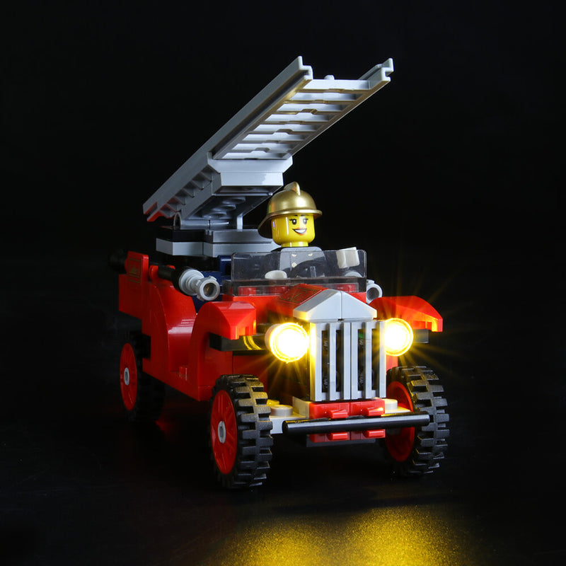 Lego Light Kit For Winter Village Fire Station 10263  Lightailing
