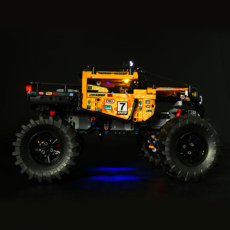 Lego Light Kit For 4X4 X-treme off-roader 42099  Lightailing