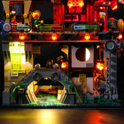 Light Kit For Ninjago City 70620