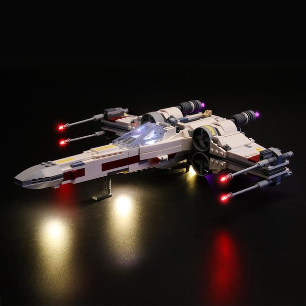 Light Kit For X-Wing Starfighter 75218