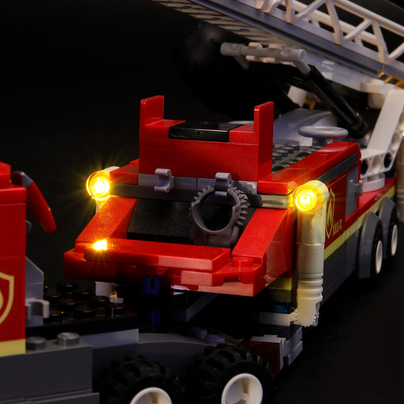 Lego Light Kit For Downtown Fire Brigade 60216  Lightailing