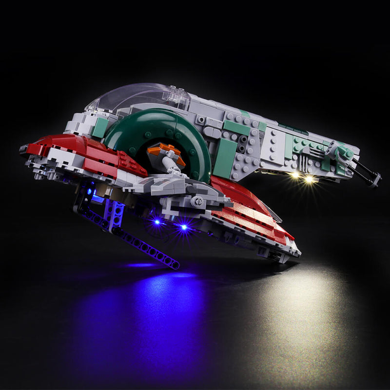 Lego Light Kit For Slave I 75243  Lightailing