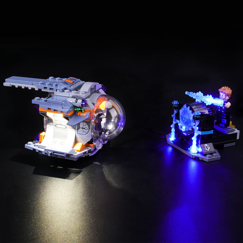 Lego Light Kit For Thor's Weapon Quest 76102  Lightailing