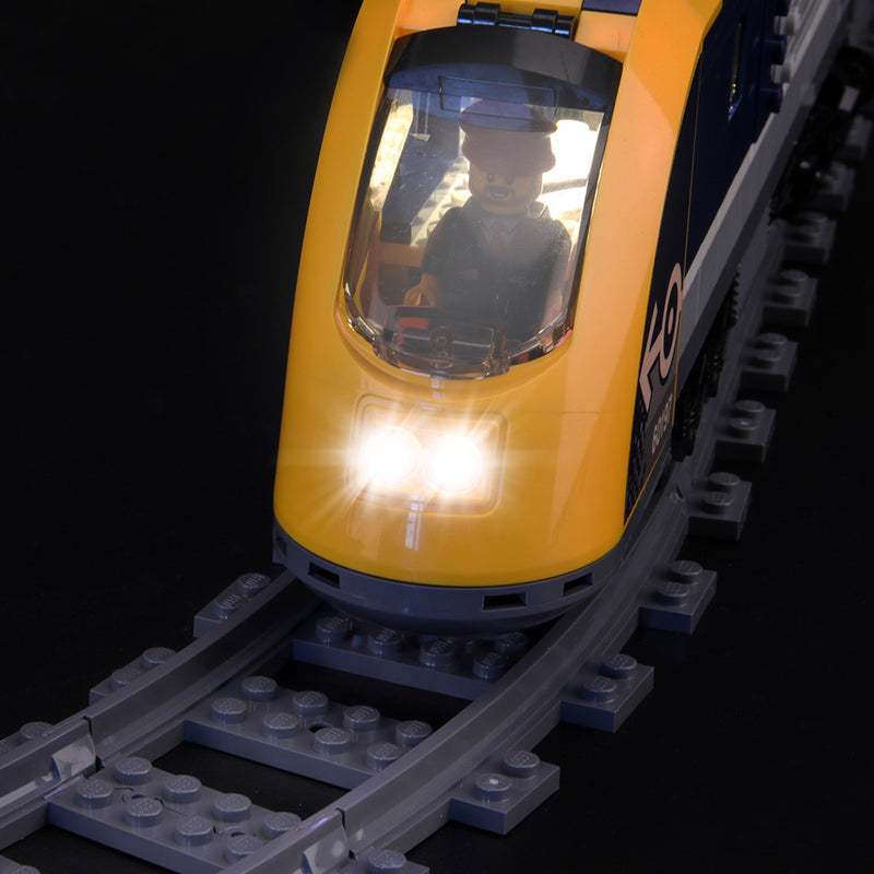 Lego Light Kit For City Passenger Train 60197  Lightailing