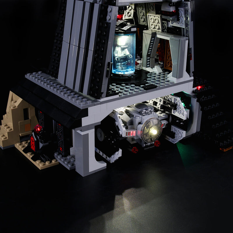 Lego Light Kit For Darth Vader's Castle 75251  Lightailing