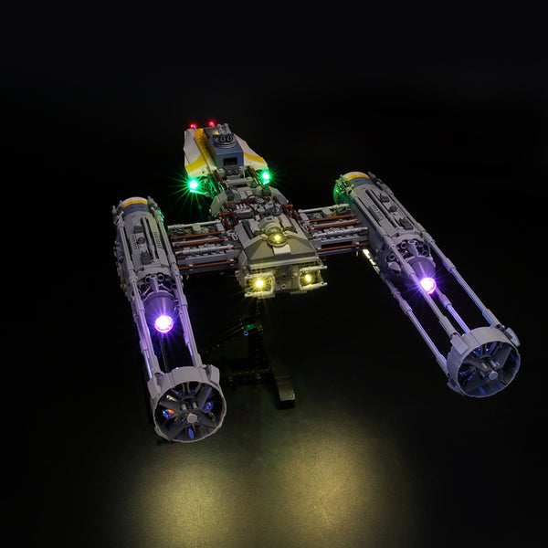 Lego Light Kit For Y-Wing Starfighter 75181  Lightailing