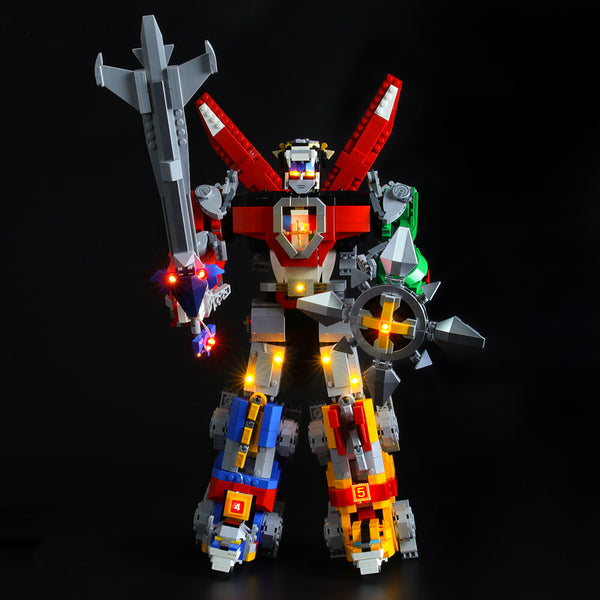 Lego Light Kit For Voltron 21311  Lightailing