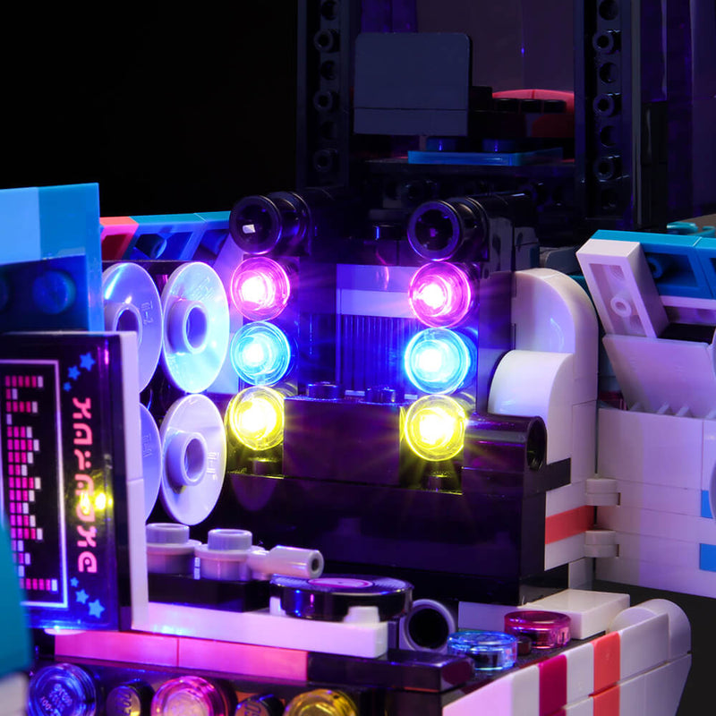 Lego Light Kit For Pop-Up Party Bus 70828  Lightailing