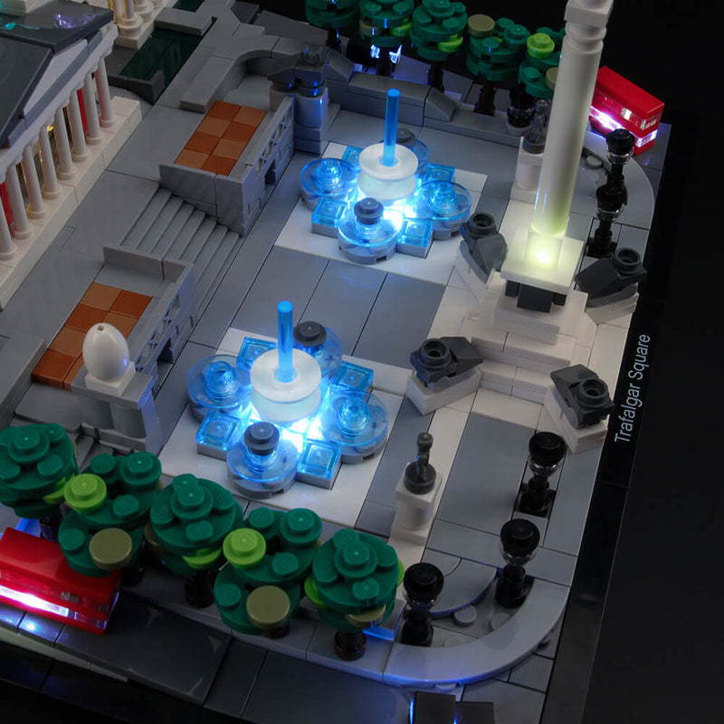 Lego Light Kit For Trafalgar Square 21045  Lightailing