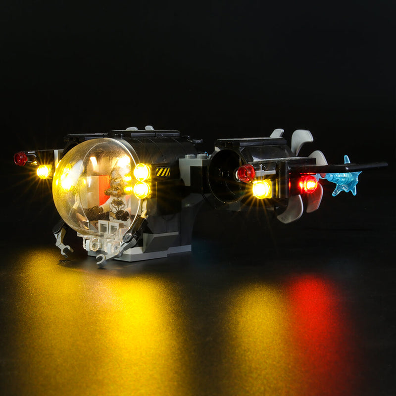 Lego Light Kit For Batman Batsub and The Underwater Clash 76116  Lightailing