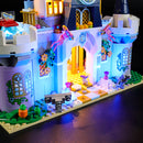 Lego Light Kit For Princess Cinderella's Dream Castle 41154  Lightailing