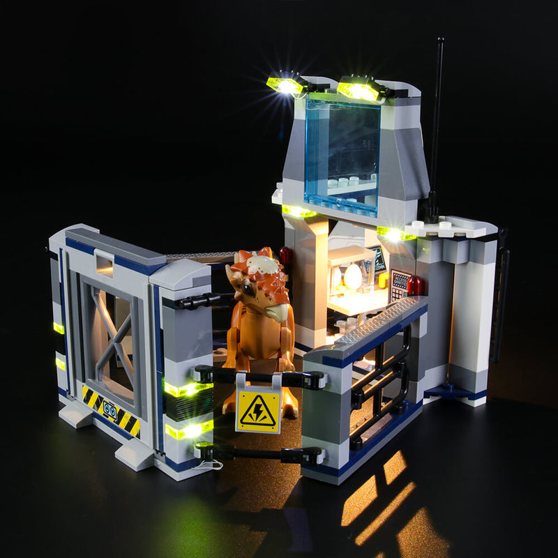 Lego Light Kit For Stygimoloch Breakout 75927  Lightailing