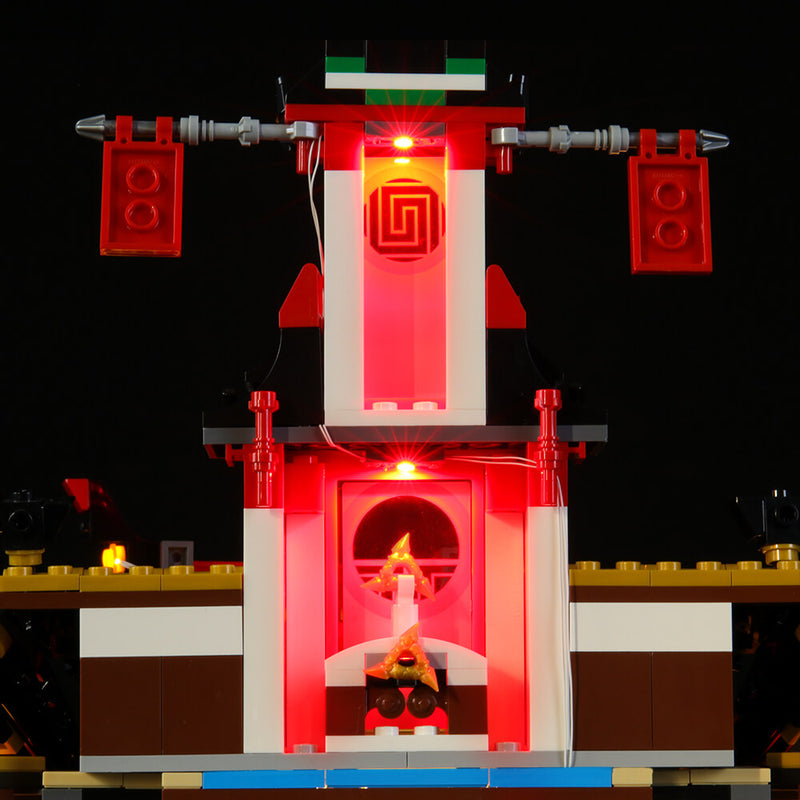 Lego Light Kit For Monastery of Spinjitzu 70670  Lightailing