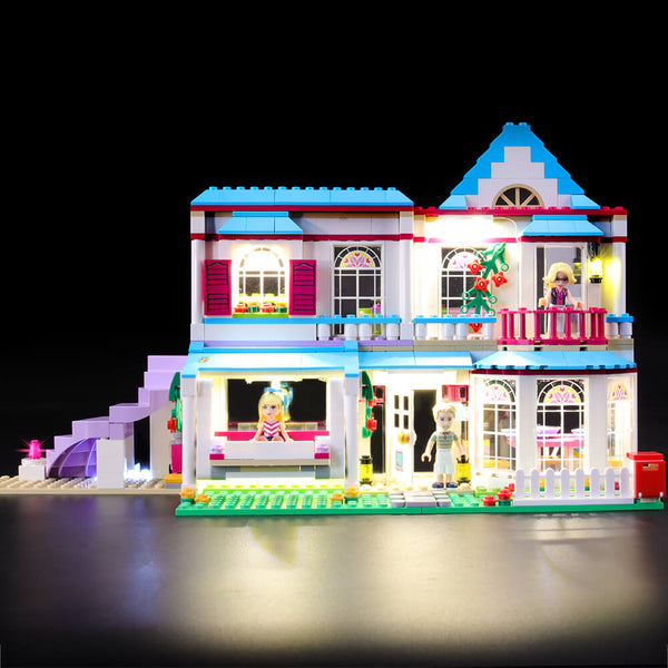 Lego Light Kit For Stephanie's House 41314  Lightailing