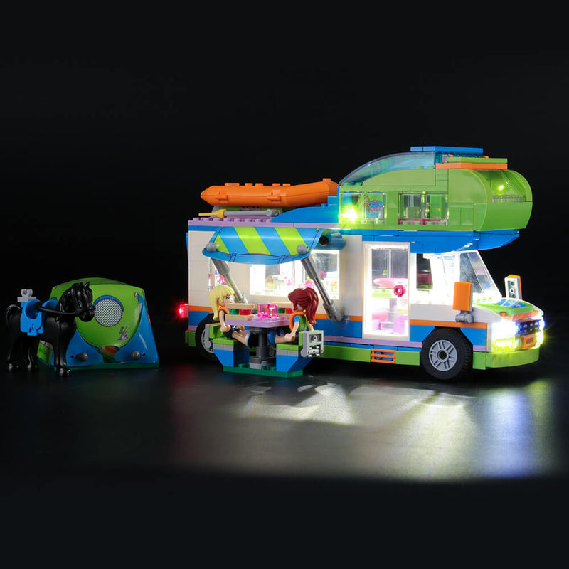 Lego Light Kit For Mia's Camper Van 41339  Lightailing