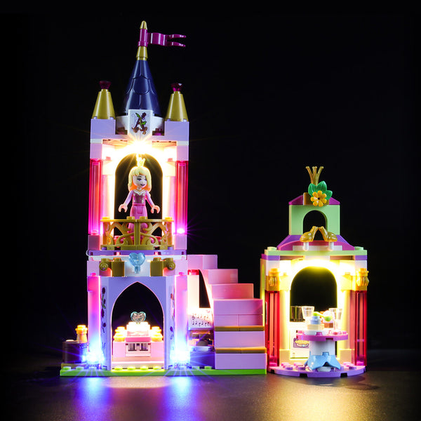 Lego Light Kit For Aurora, Ariel and Tiana's Royal Celebration 41162  Lightailing