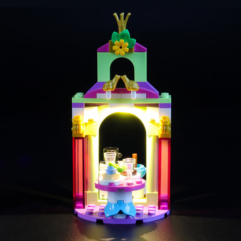 Light Kit For Aurora, Ariel and Tiana's Royal Celebration 41162