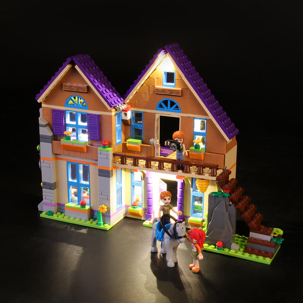 Light Kit For Mia's House 41369