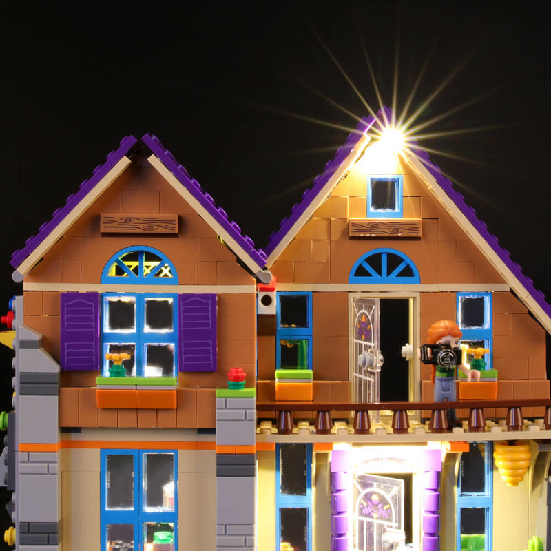 Lego Light Kit For Mia's House 41369  Lightailing