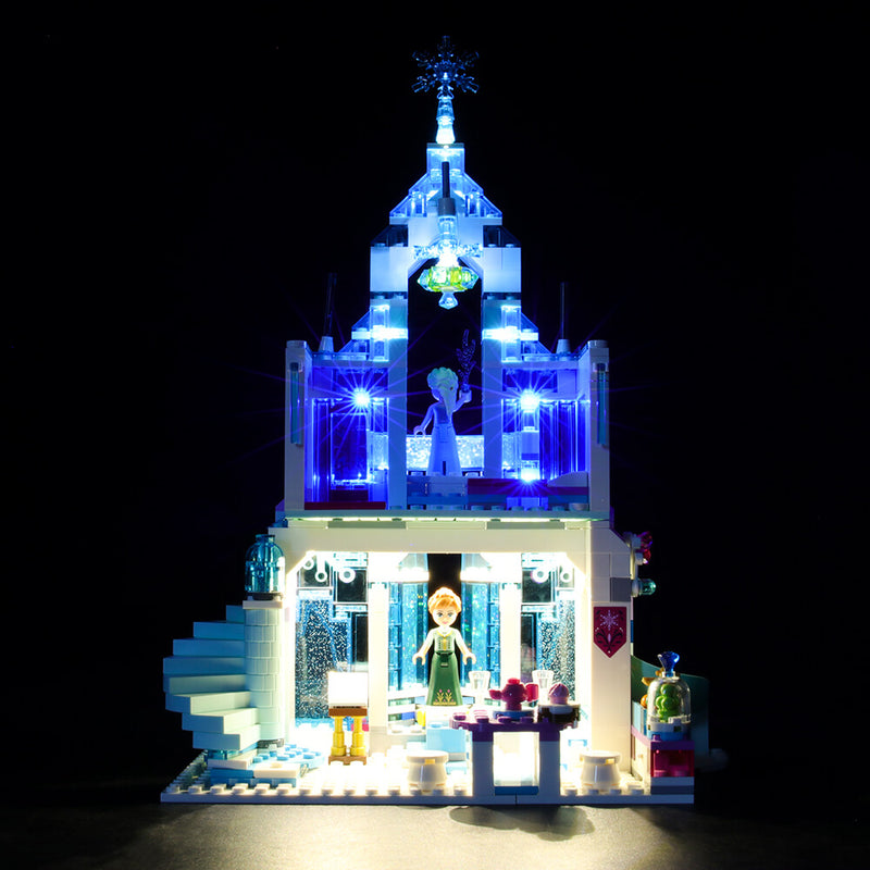 Lego Light Kit For Frozen Elsa's Magical Ice Palace 41148  Lightailing