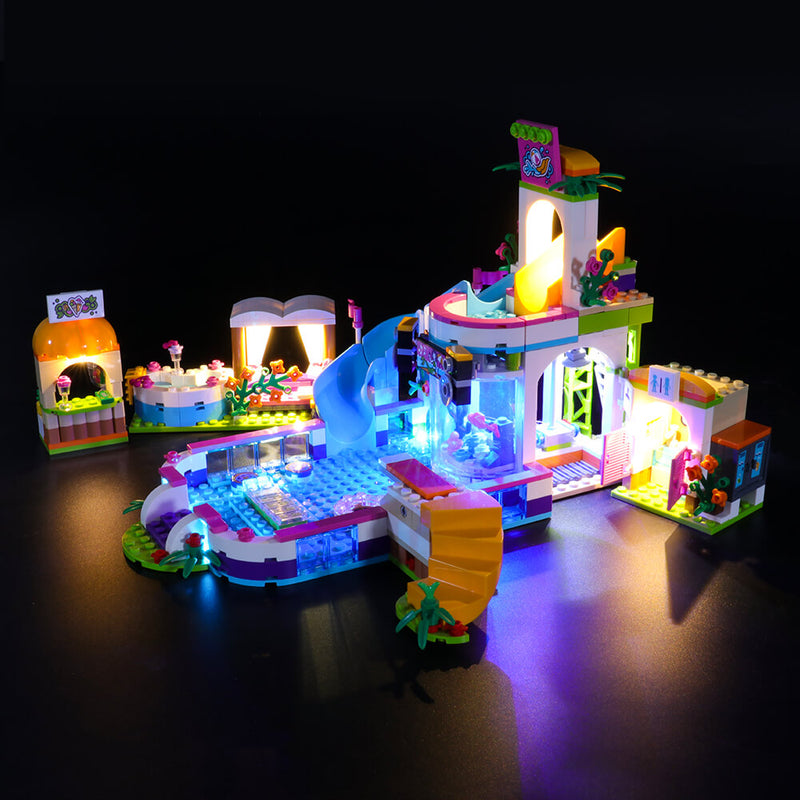 Lego Light Kit For Heartlake Summer Pool 41313  Lightailing