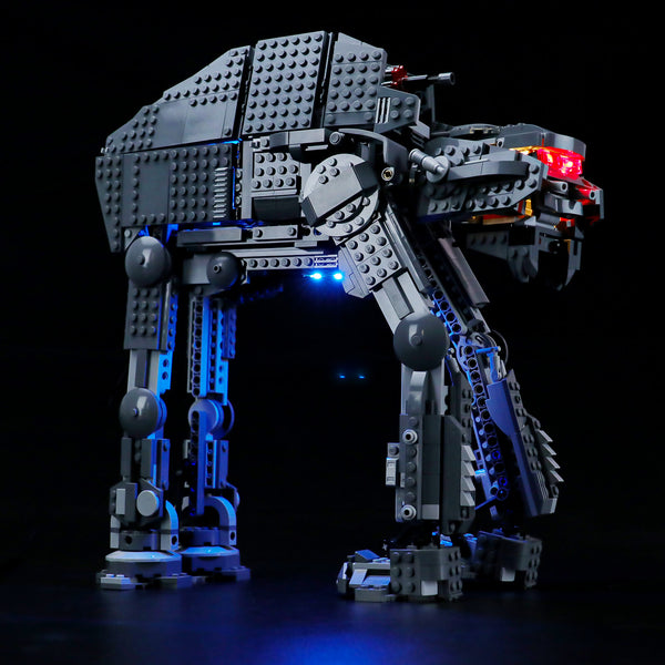Light Kit For First Order Heavy Assault Walker 75189