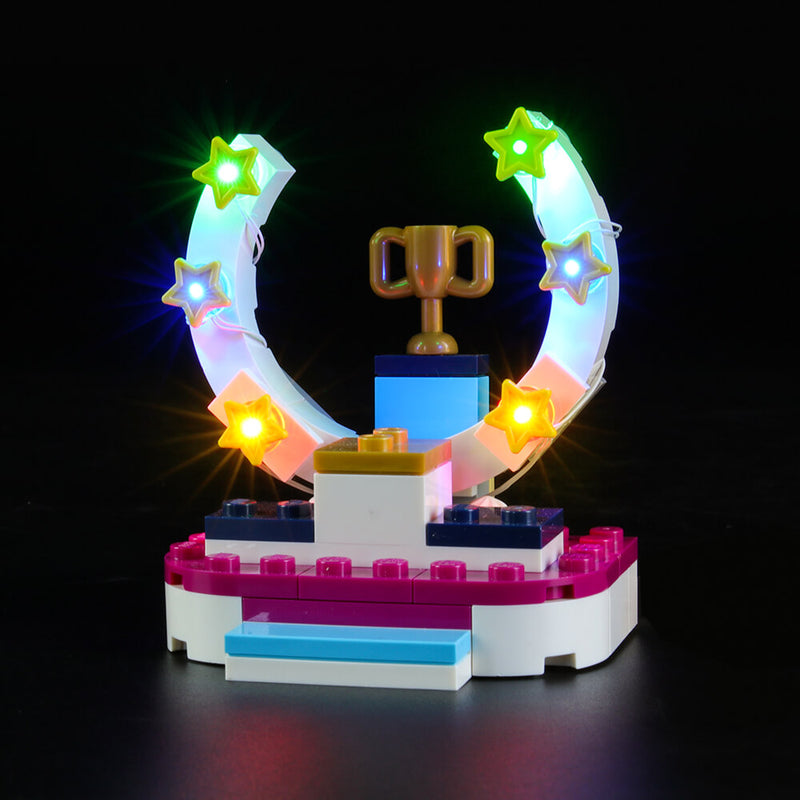 Lego Light Kit For Stephanie's Horse Jumping 41367  Lightailing