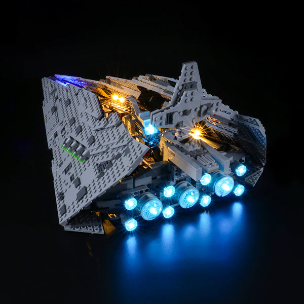 Lego Light Kit For First Order Star Destroyer 75190  Lightailing