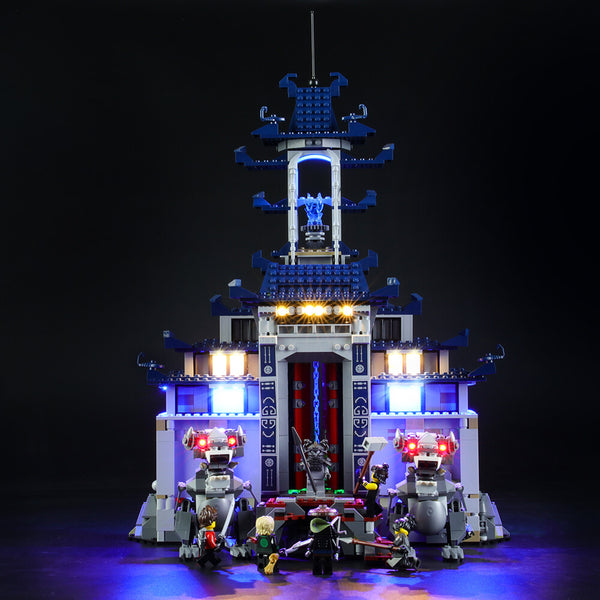 Lego Light Kit For Temple Ultimate Ultimate Weapon 70617  Lightailing