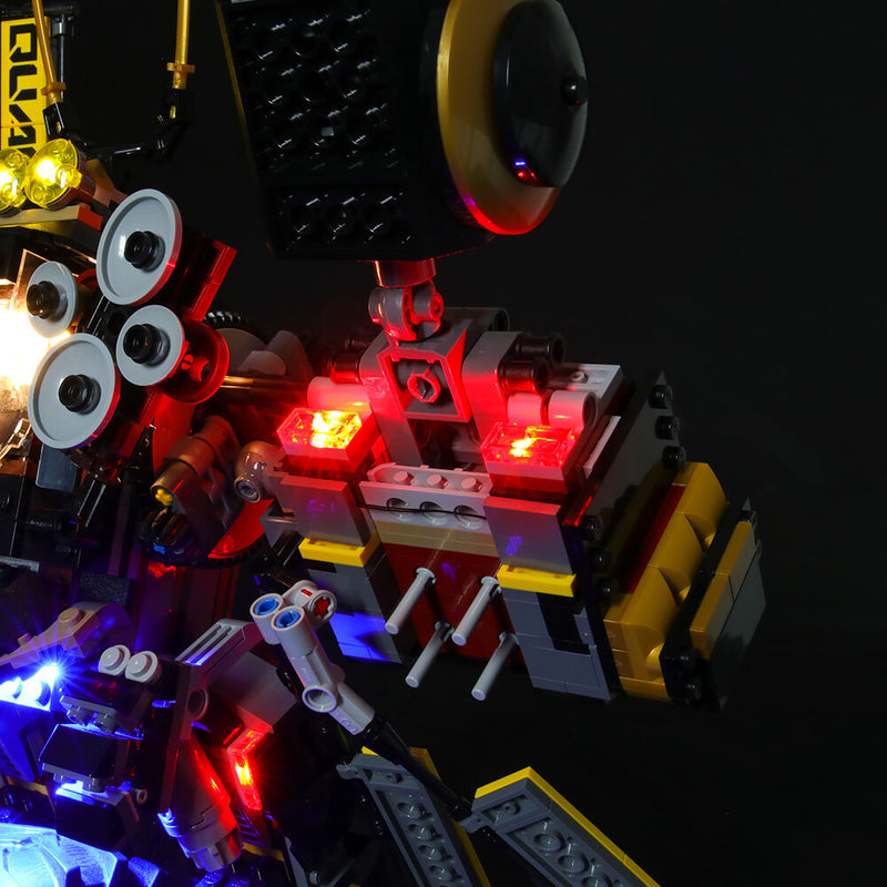 Lego Light Kit For Quake Mech 70632  Lightailing