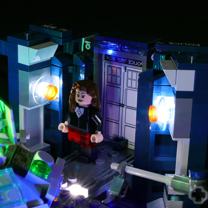 Lego Light Kit For Doctor Who 21304  Lightailing