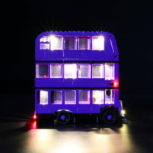 Light Kit For The Knight Bus 75957