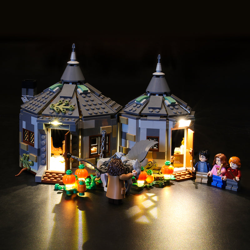 Lego Light Kit For Hagrid's Hut: Buckbeak's Rescue 75947  Lightailing