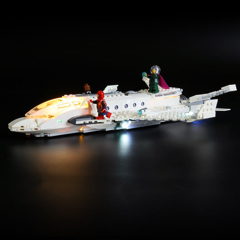 Lego Light Kit For Stark Jet and the Drone Attack 76130  Lightailing