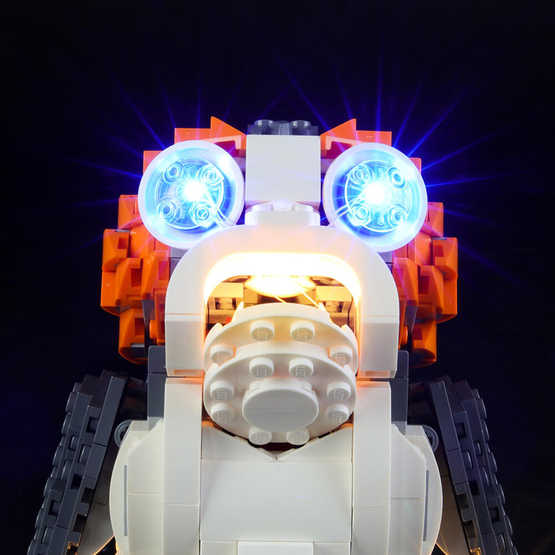 Lego Light Kit For The Last Jedi Porg 75230  Lightailing